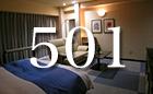 お部屋のご案内501号室