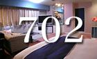 お部屋のご案内702号室